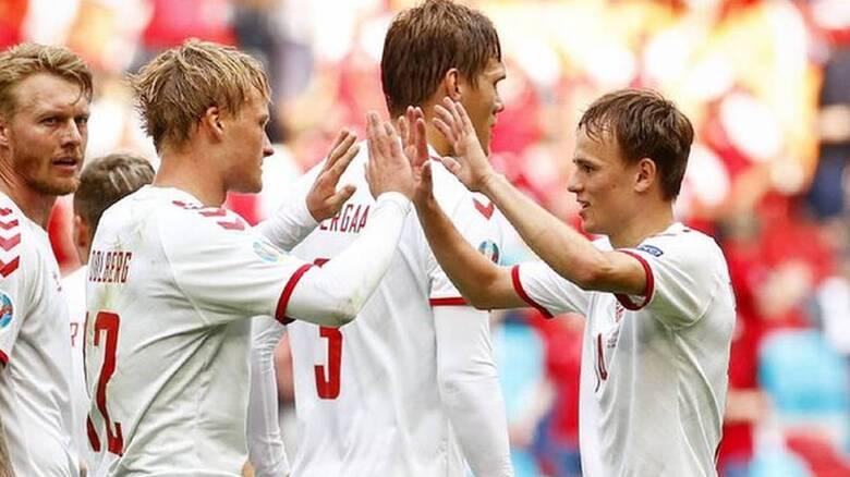 Euro 2020: Πρόκριση στους «8» για τη Δανία - Νίκησε 4-0 την Ουαλία