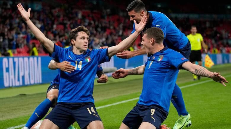 Euro 2020: Στους «8» η Ιταλία με 2-1 επί της Αυστρίας στην παράταση