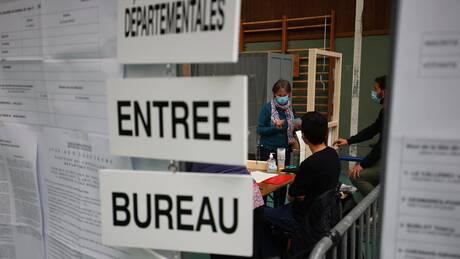 Γαλλία: «Πρώτο κόμμα» η αποχή στον δεύτερο γύρο των περιφερειακών εκλογών