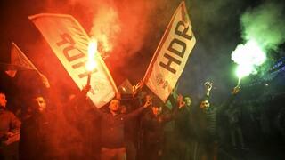 Aπαγόρευση HDP - Deutsche Welle: Ο Ερντογάν θέλει την κλιμάκωση