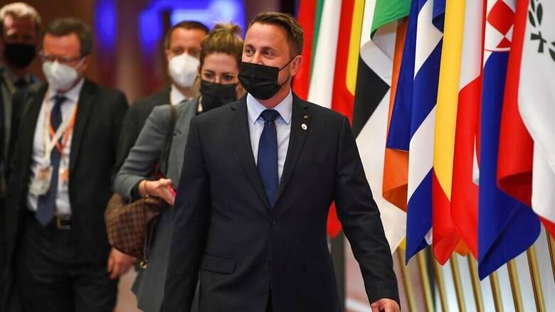 Κορωνοϊός: Θετικός ο πρωθυπουργός του Λουξεμβούργου λίγο μετά τη Σύνοδο Κορυφής