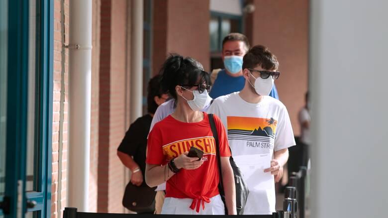 «Καμπανάκι» Παγώνη για τη μετάλλαξη Δέλτα: Εμβολιαστείτε πριν τις διακοπές
