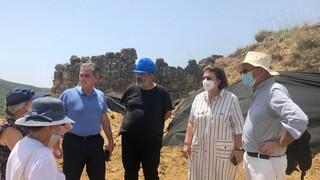 Επισκέψιμο το α' εξάμηνο του 2022 το μνημείο της Αμφίπολης - Αυτοψία Μενδώνη