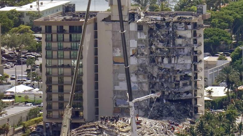 Τραγωδία στο Μαϊάμι: Υπήρχε προειδοποίηση για την ασφάλεια του κτηρίου αλλά αγνοήθηκε