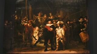 Πίνακας του Ρέμπραντ αποκαταστάθηκε στις πλήρεις του διαστάσεις από Τεχνητή Νοημοσύνη