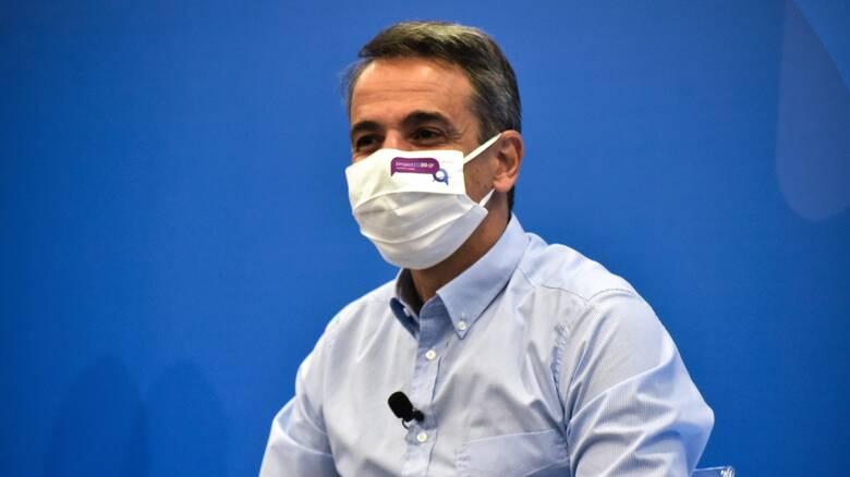 Εμβολιασμοί: Εν αναμονή των ανακοινώσεων Μητσοτάκη για τα «προνόμια» - Τι θα πει ο πρωθυπουργός