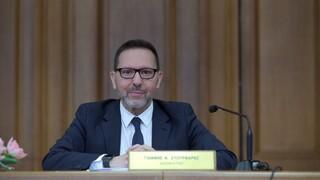 Στουρνάρας: Επιτάχυνση του εμβολιασμού για βελτίωση οικονομικού κλίματος
