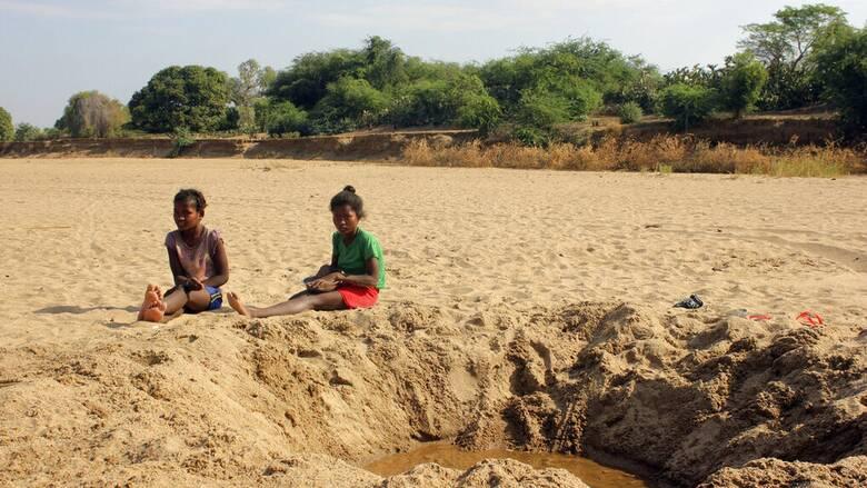 ΟΗΕ: Οι ξηρασίες της Μαδαγασκάρης ωθούν 400.000 ανθρώπους στην πείνα