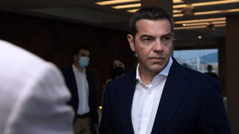 Τσίπρας: Θα γίνουμε Ευρώπη ή θα παραμείνουμε Βαλκάνια όπως επιθυμεί μία αναχρονιστική ελίτ;
