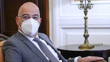 Δένδιας: Ικανοποίηση για την συμμετοχή της Ελλάδας στη συνάντηση για τη Συρία
