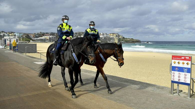 Μπρίσμπεϊν: Η τέταρτη πόλη της Αυστραλίας σε lockdown λόγω κορωνοϊού