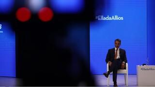 Μητσοτάκης στον ΣΕΒ: Η χώρα είναι προετοιμασμένη για το νέο αναπτυξιακό άλμα