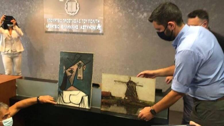 Κλοπή στην Εθνική Πινακοθήκη: Ό,τι έκανα το έκανα γιατί είχα πάθος με την Τέχνη, λέει ο δράστης