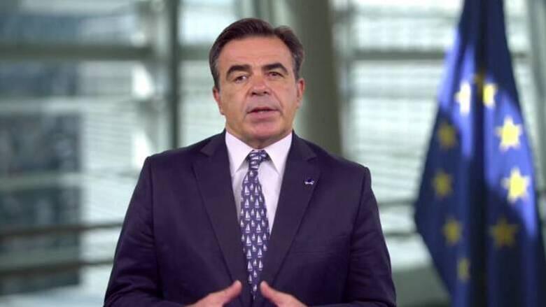 Σχοινάς: Έμπρακτη στήριξη της ΕΕ προς την Ελλάδα για να επιτύχει την Πράσινη Μετάβαση
