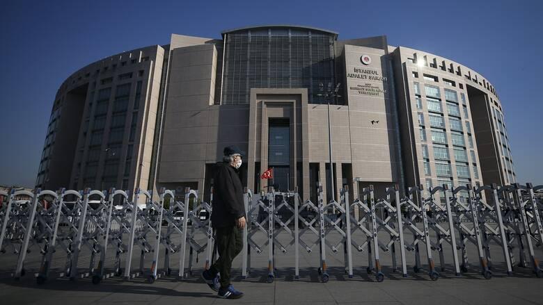 Νέα καταδίκη της Τουρκίας από το Ευρωπαϊκό Δικαστήριο για την κράτηση δικαστή