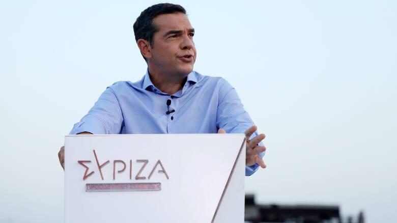 Τσίπρας στον ΣΕΒ: Χρειαζόμαστε μια νέα οικονομική πολιτική