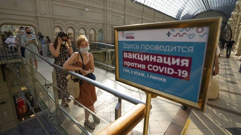Κορωνοϊός - Ρωσία: Δεν θα καταφέρει να χτίσει τείχος ανοσίας έως το φθινόπωρο