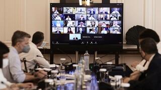 Συνεδρίαση του υπουργικού συμβουλίου υπό τον Πρωθυπουργό - Η ατζέντα