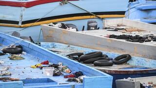 Ναυάγιο στα ανοικτά της Λαμπεντούζα: Τουλάχιστον επτά νεκροί και εννέα αγνοούμενοι