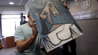 Κλοπή στην Εθνική Πινακοθήκη: Στον εισαγγελέα ο 49χρονος ελαιοχρωματιστής