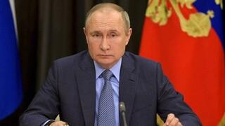 Ρωσία- Κορωνοϊός: Ο Πούτιν είπε ότι έλαβε το εμβόλιο Sputnik V