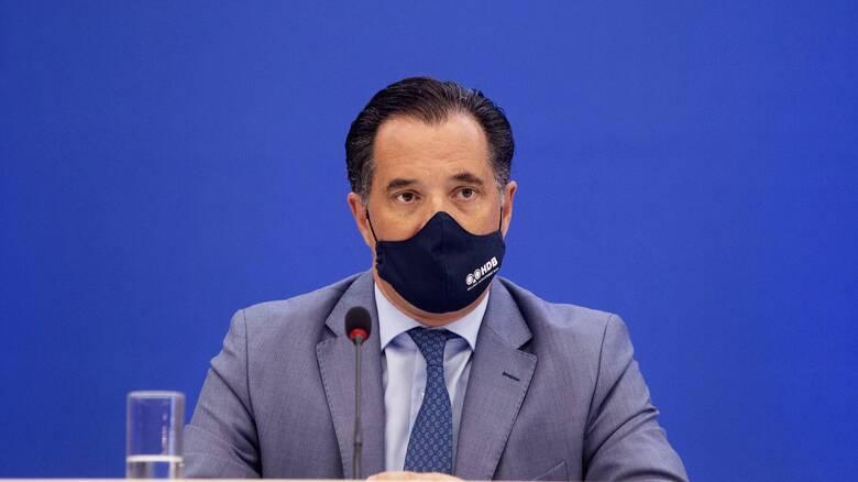 Γεωργιάδης: Δεν υπάρχουν άλλα λεφτά - Αν έρθει πανδημία τον χειμώνα, τελειώσαμε οικονομικά