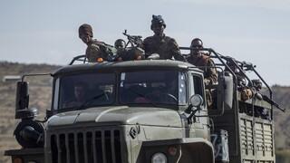 Αιθιοπία: Συνεχίζουν την προέλασή τους οι αντάρτες του Τιγκράι