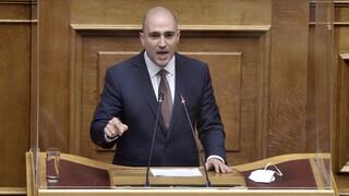 Την άρση ασυλίας Μπογδάνου εισηγείται η επιτροπή Δεοντολογίας της Βουλής