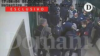 Ιταλία: Σύλληψη 52 σωφρονιστικών μετά τον άγριο ξυλοδαρμό κρατουμένων κοντά στη Νάπολη