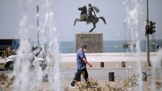 Καιρός: Σε κλοιό σφοδρού καύσωνα η Ελλάδα την Πέμπτη - Πού θα δείξει το θερμόμετρο 44 βαθμούς