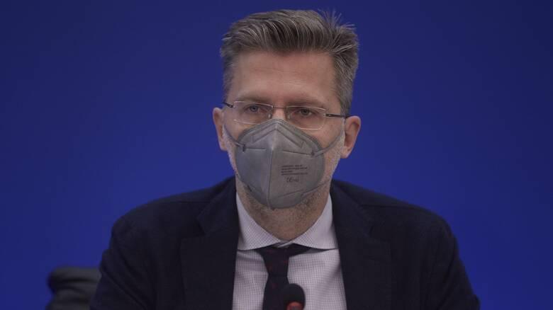 Άκης Σκέρτσος: Μέτρα μόνο για τους ανεμβολίαστους