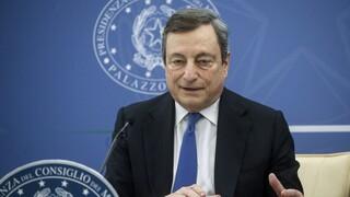 Ντράγκι: Το δημόσιο χρέος της Ιταλίας θα αγγίξει το 160% του ΑΕΠ