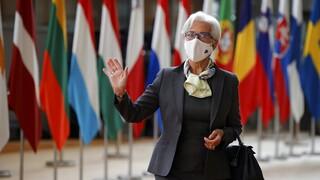 Λαγκάρντ: Οι μεταλλάξεις του κορωνοϊού κίνδυνος για την οικονομική ανάκαμψη της Ευρωζώνης