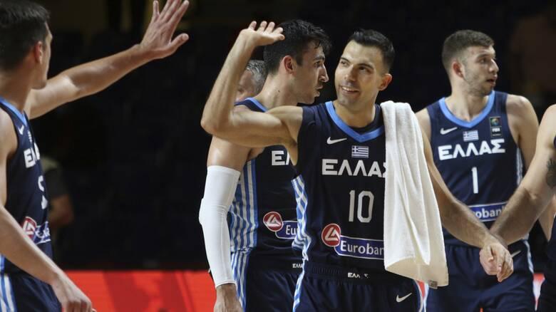 Κίνα - Ελλάδα 80-105: Η Εθνική πέρασε στα ημιτελικά και ετοιμάζεται για Τουρκία