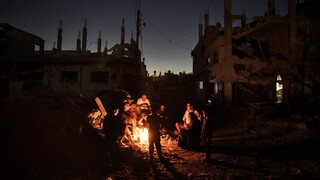Αεροπορικά πλήγματα του Ισραήλ ξανά στη Λωρίδα της Γάζας