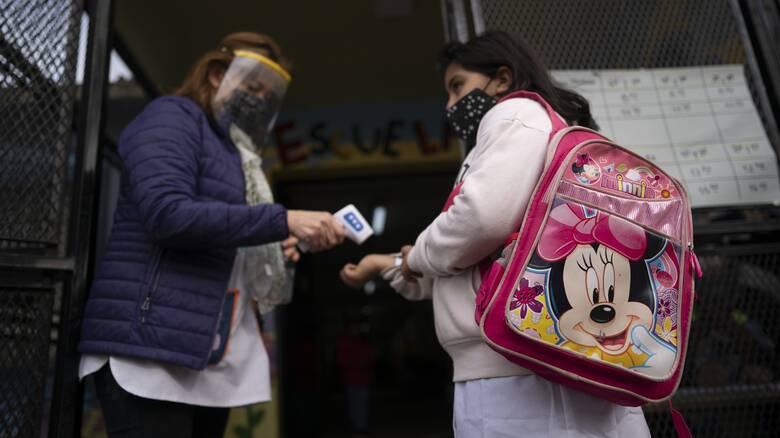 Αργεντινή: Πάνω από 20.000 κρούσματα σε ένα εικοσιτετράωρο
