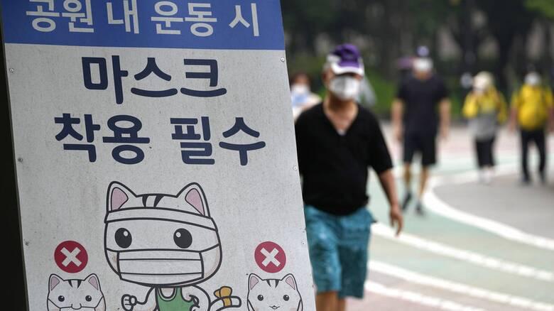 Νότια Κορέα- Κορωνοϊός: Πάνω από 800 κρούσματα της παραλλαγής Δέλτα- Ρεκόρ θανάτων στην Ταϊλάνδη