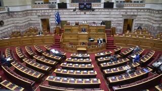 Βουλή: Ψηφίστηκε το Μεσοπρόθεσμο Πλαίσιο 2022-2025