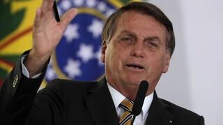 Μπολσονάρου: Δεν θα παραδώσει την εξουσία αν διαπραχθεί νοθεία στις εκλογές της επόμενης χρονιάς