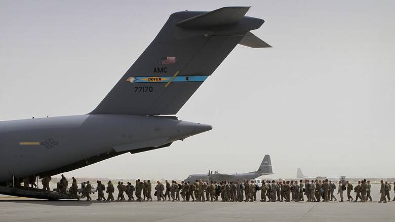 Αποχωρούν από το Αφγανιστάν τα τελευταία αμερικανικά στρατεύματα - Το αίτημα της Τουρκίας