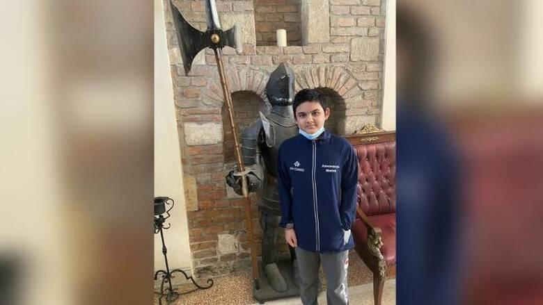 Ένας 12χρονος ο νεότερος grandmaster στην ιστορία του σκακιού