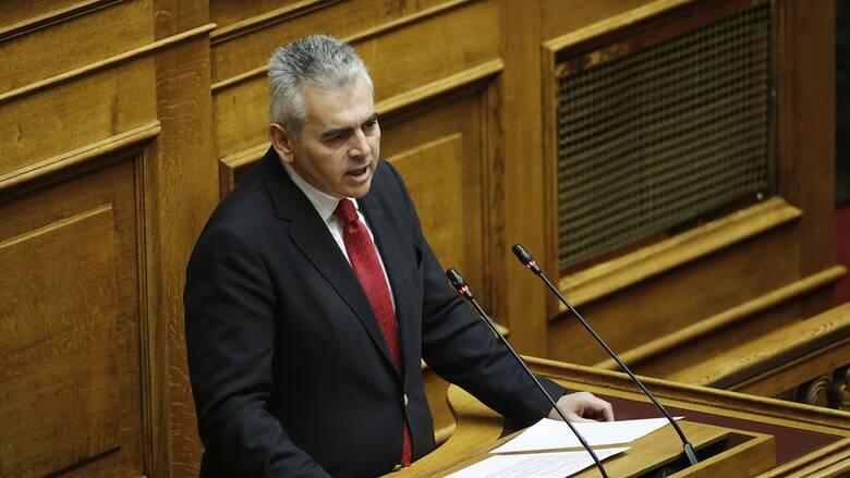Μ. Χαρακόπουλος: Ικανοποίηση για τη σύλληψη του φυγόποινου Χρήστου Παππά