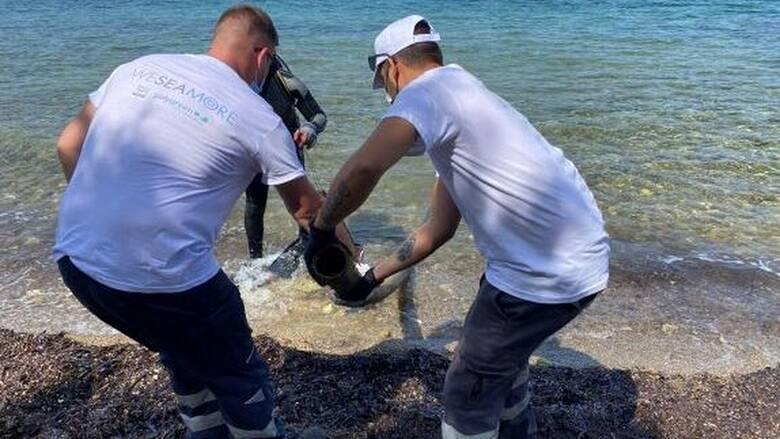 WE SEA MORE II: «Συμμαχία» Polygreen και Nestlé στη μάχη για καθαρές θάλασσες