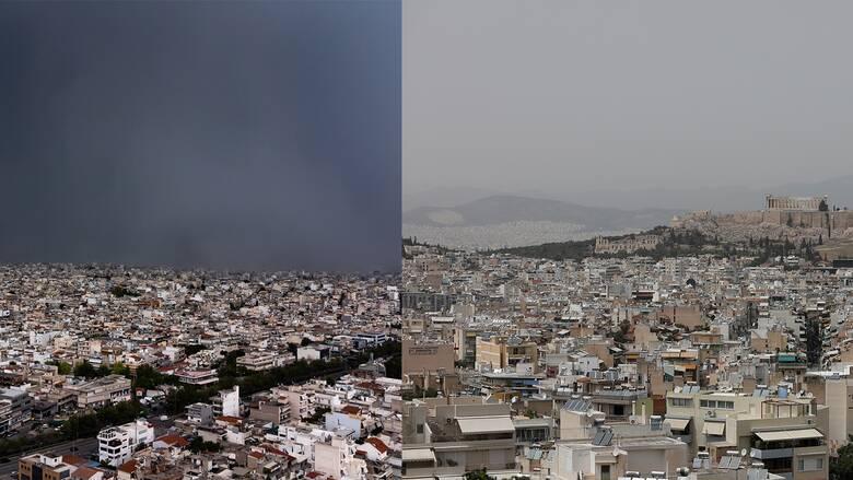 Καταιγίδες και καύσωνας: Στα δυο άκρα ο καιρός τον Ιούνιο