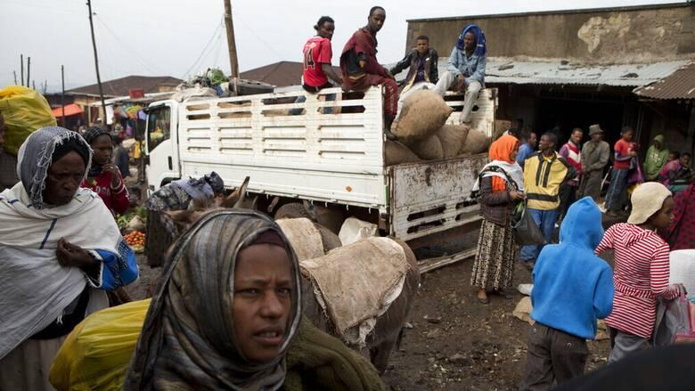 ΟΗΕ: Περισσότεροι από 400.000 άνθρωποι σε κατάσταση λιμού στo Tιγκράι