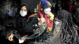 Φόβοι στο Ιράν για πέμπτο κύμα κορωνοϊού - «Σαρώνει» η μετάλλαξη Δέλτα
