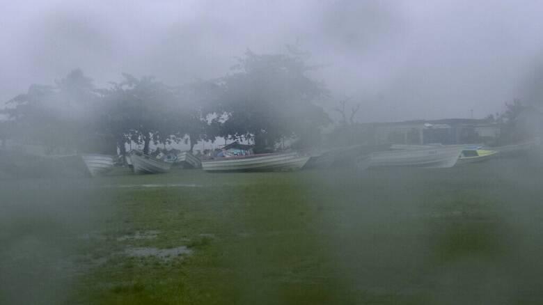 Αϊτή: Ο κυκλώνας Έλσα απειλεί την Καραϊβική