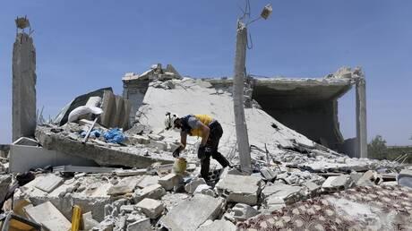 Συρία: Κυρίως παιδιά μεταξύ των νεκρών αμάχων από βομβαρδισμούς του Άσαντ