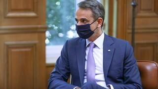 Μητσοτάκης για ελληνοτουρκικά: Θα έχουμε πιο ήσυχο καλοκαίρι σε σχέση με αυτό του 2020