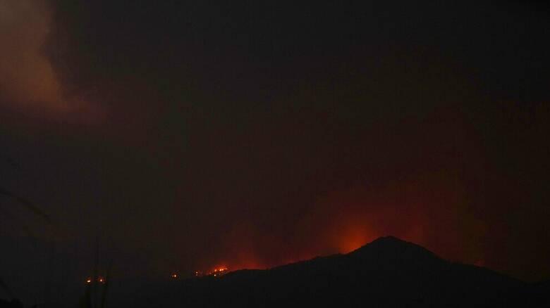 Κύπρος: Συνελήφθη 67χρονος για την μεγάλη πυρκαγιά - Τι αναφέρει η αστυνομία